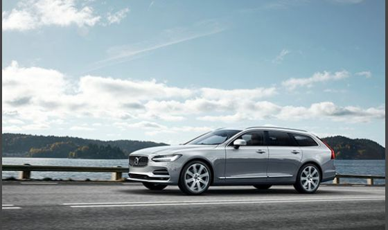 Volvo luxury wagon to have lowest ownership costs