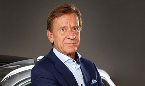 Volvo Cars and NVIDIA deepen ties