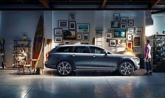 Volvo V90 Cross Country named Digital Trends Best Luxury Family Car for 2019