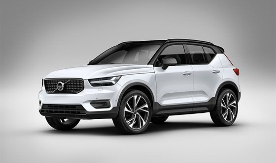 Volvo XC40 gets Resale Value Award
