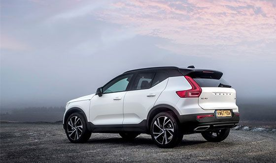 Volvo XC40 crowned What Car? Car of the Year