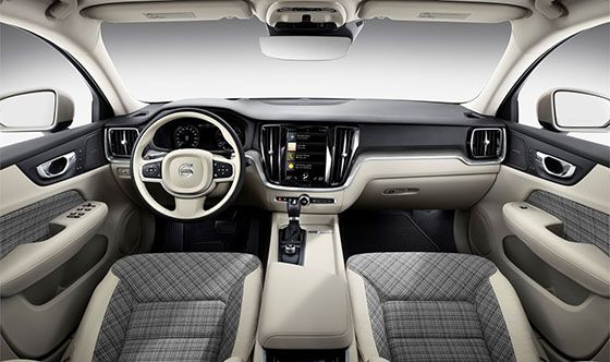 Volvo earns a spot on 2019 Wards 10 Best Interiors list for all-new V60
