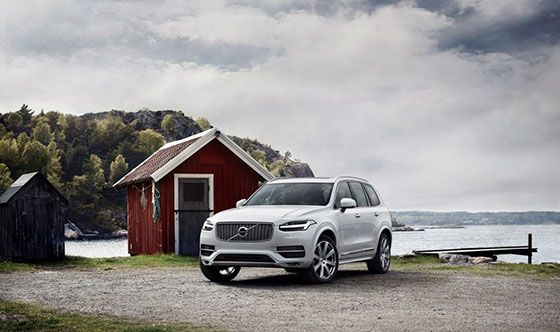 Volvo S60 sedan, XC90 SUV each named Best Overall Value of the Year