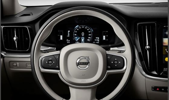 Car experts say Volvo has one of the best interiors