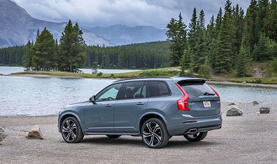 Volvo XC90 named a Car of the Decade