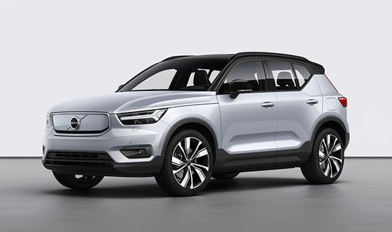 Strong consumer demand for electric Volvo XC40 Recharge