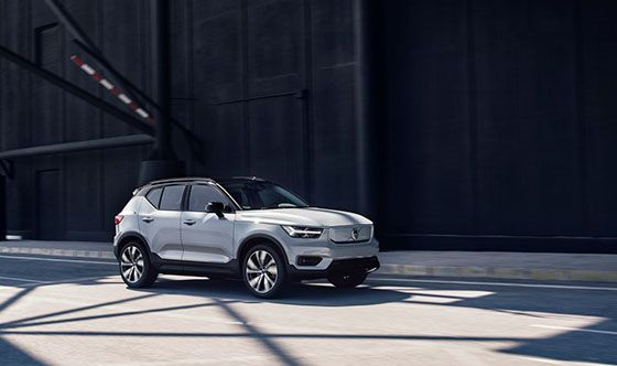Volvo Cars launches fully electric Volvo XC40 Recharge
