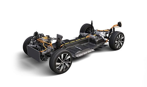 Volvo Cars inaugurates new battery assembly line