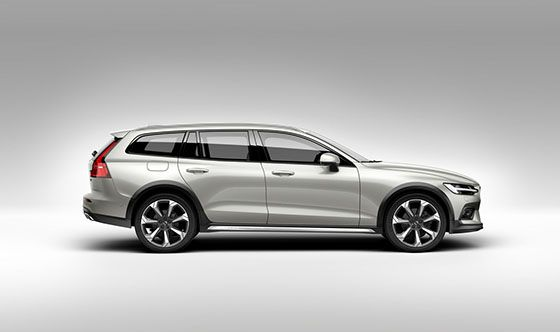 Volvo V60 wagon one of the top 10 for dog lovers