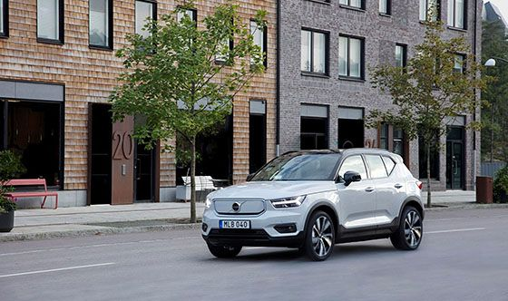 Volvo Cars receives performance rating from EcoVadis