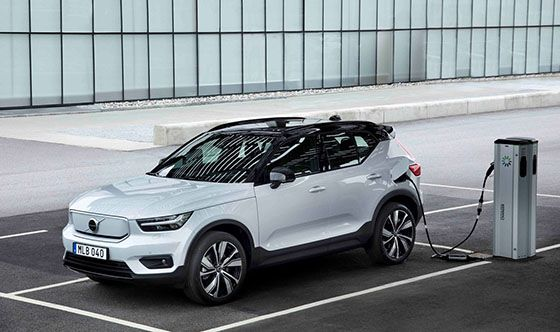 Volvo Car USA announces pricing for the XC40 Recharge