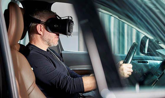 "Volvo Cars ""ultimate driving simulator"""