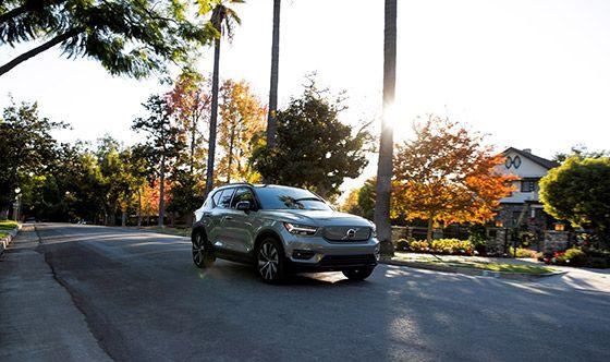 Volvo Car USA sets May sales record
