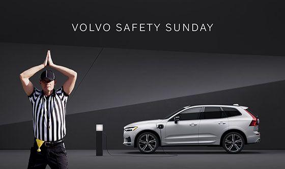 Volvo Safety Sunday returns