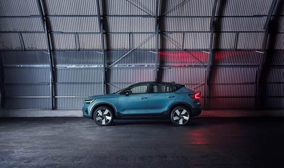 Volvo Cars launches new, pure electric Volvo C40 Recharge (video)