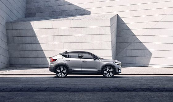 Volvo Cars opens order books for new, pure electric C40 Recharge