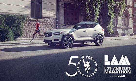 Volvo Car USA offers runners their dream car