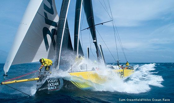 Team Brunel keep upper hand – but it's not over yet